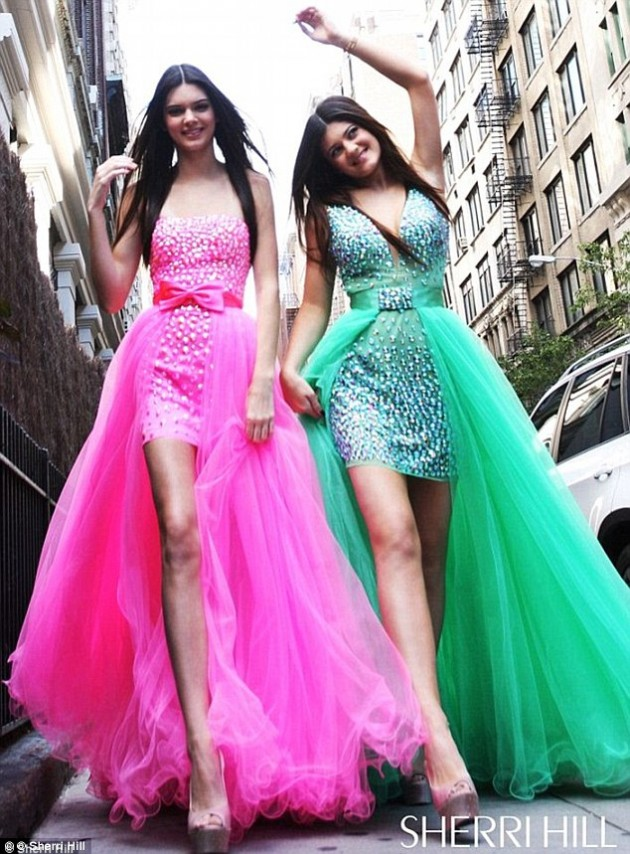 Set Yourself Apart with Sherri Hill Dresses