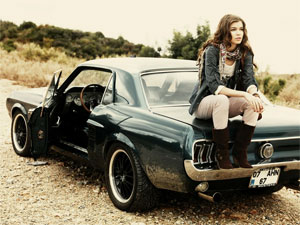 Are you a female petrol head?