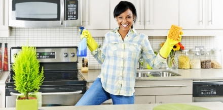 How to fit your cleaning around a busy life