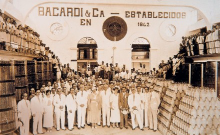 The History of Bacardi