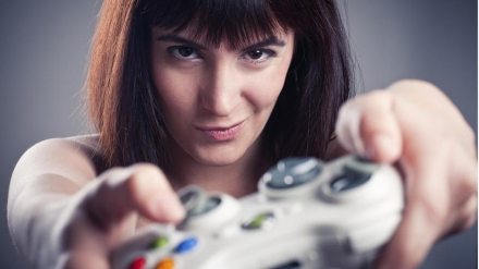 Are gender roles changing in the video game industry?