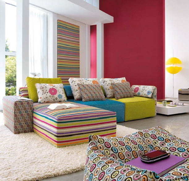 Interior Design Trends to Try For Summer 2015