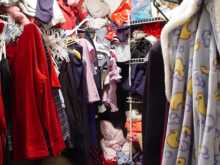 Spring Clean Your Wardrobe & Finances