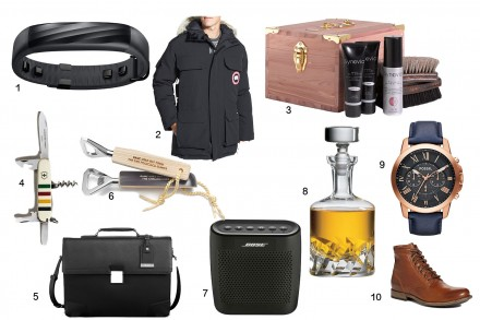 The Ultimate Gift Guide For Your Husband