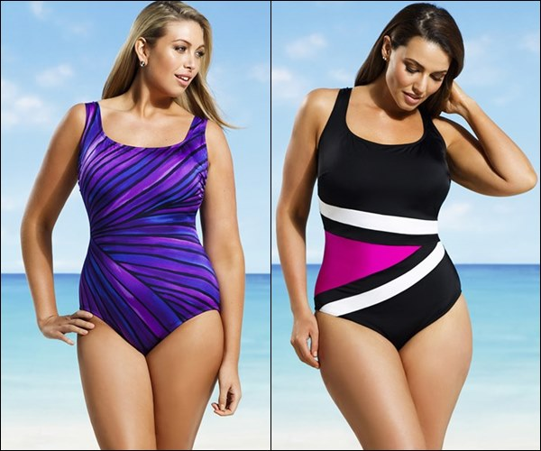 Voluptuous Babes Deserve The Best Swimwear – An Internet Retailer Can Help