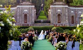 5 of Italy's most unusual and romantic wedding locations