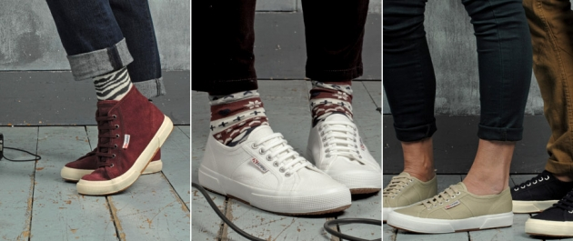 What is All the Craze with Superga Sneakers?