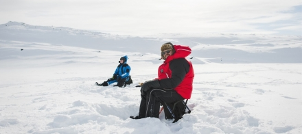 Tips for a great ice fishing experience