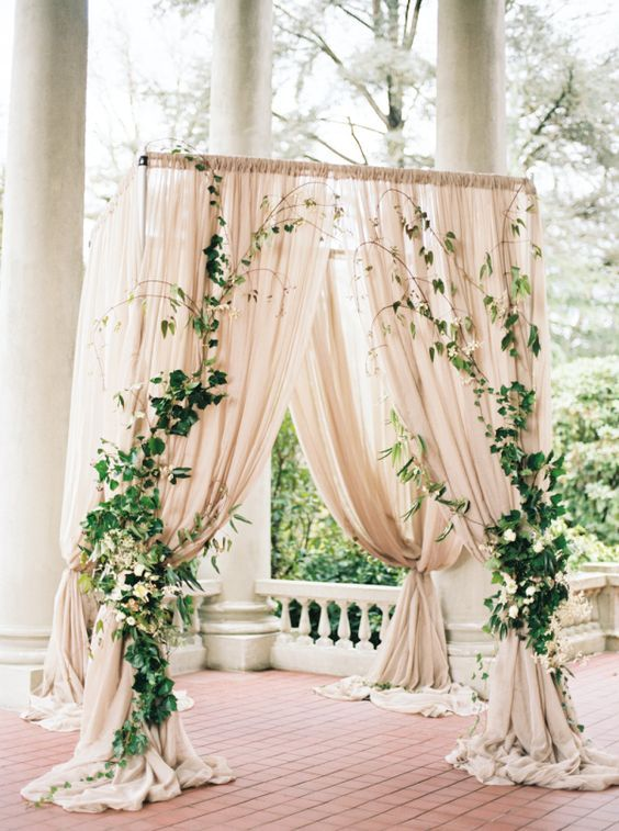 5 Stunning Wedding Entrance Decorations For Special Day Blurt Online